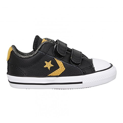ZAPATILLA 754320C CONVERSE STAR PLAYER OX 2V Schwarz