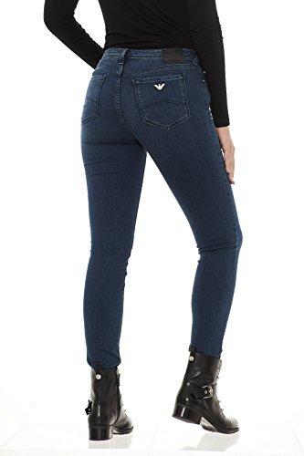 Armani - Jeans - Skinny - Femme Bleu