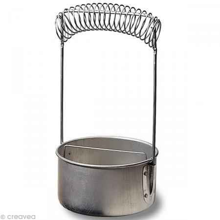 Lukas 5753 Pinselhalter & Waschbehälter