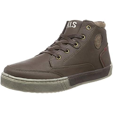 H.I.S. HIS - zapatillas deportivas altas de material sintético hombre