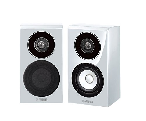 Yamaha ansb700pw Lautsprecher für MP3& iPod weiß (Yamaha Ipod)