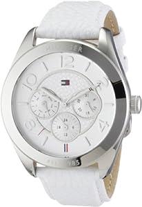 Reloj Tommy Hilfiger 1781202 de cuarzo para mujer con correa de piel, color blanco de Tommy Hilfiger Watches