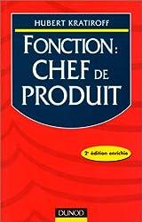 FONCTION CHEF DE PRODUIT. 2ème édition