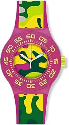 Watch Swatch Scuba Libre SUUP101 CAPINK