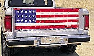 Covercraft US Flag Logo Heavy-Duty ProNet Tailgate - Pack of 1