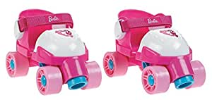 Fisher Price V7621 Fisher-Price Barbie Grow With Me 1,2,3 Roller Skates