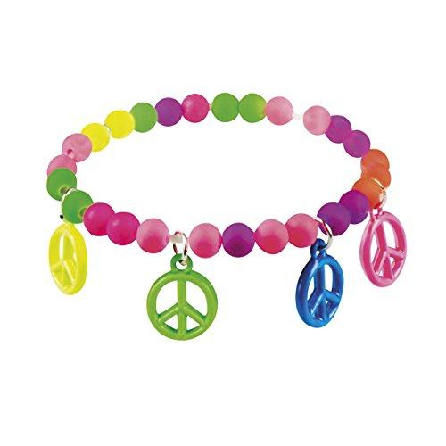 Boland 44526 Armband Hippie, One Size