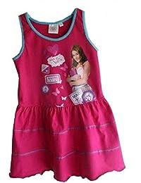 Violetta - Robe à volants Disney Violetta taille de 3 à 6 ans - 4 ans,6 ans,3 ans