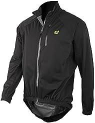 O 'Neal Monsoon Rain Jacket bicicleta lluvia chaqueta negro 2018Oneal, XXL