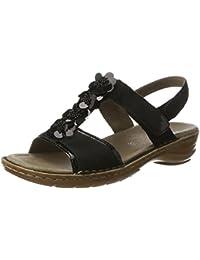 Ara Hawaii, Sandales Compensées femme