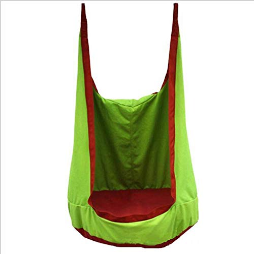 Kinder Pod Swing Kindertasche Schaukelstuhl Schlafsack Hängematte Outdoor Spielplatz Aufblasbares Kissen Stuhl