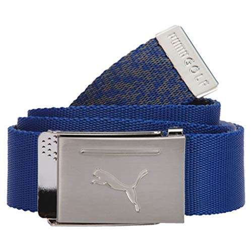 Puma Reversible Web Belt Ceinture Homme, Surf The, OSFA