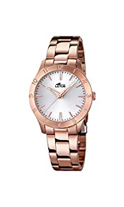 Lotus 18141/1 - Reloj de Pulsera Mujer, Color Dorado