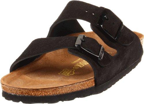 Birkenstock Arizona Soft Footbed Mens Noir