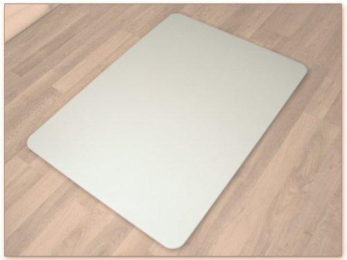 Bürostuhl Matte Stuhlmatte für Boden rechteckig 90 x 120 cm hart Modell: HMF13