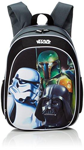 Imagen de artesanía cerdá 2100001354 star wars  infantil, color negro