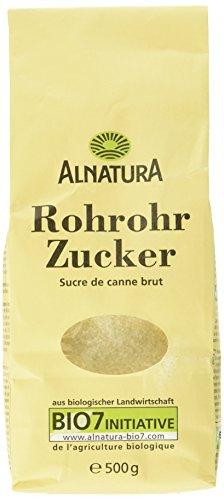 Alnatura Bio Rohrohrzucker, 500 g