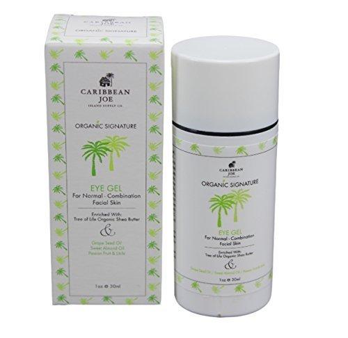caribbean-joe-organic-signature-eye-gel-for-normal-combination-skin-10-ounce-by-caribbean-joe