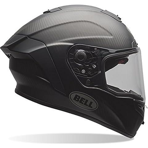 7069682 - Bell Race Star Solid Motorcycle Helmet M Matte Black