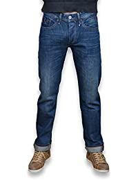 TIFFOSI - Jean homme - Jean homme ref: BRODY - Régular fit coupe droite