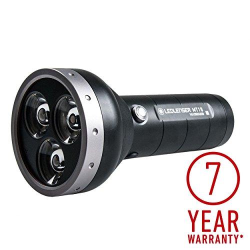 Preisvergleich Produktbild Original LED Lenser MT18Torch wiederaufladbare | Outdoor Serie 3000Lumen