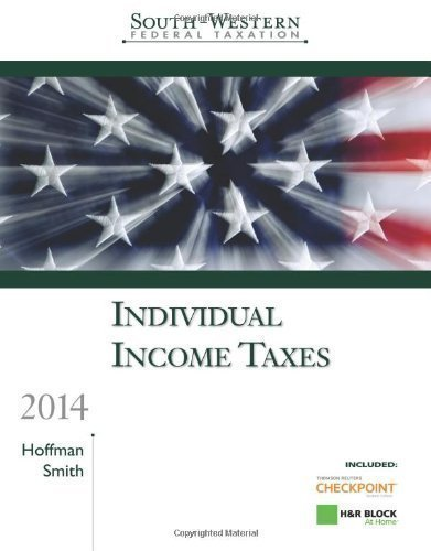 south-western-federal-taxation-2014-individual-income-taxes-professional-edition-with-hr-block-home-