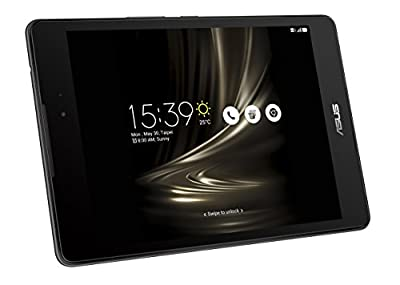 "Asus ZenPad 3 Z581KL-1A001A Tablet-PC da 7,9"", Qualcomm MSM8956, 2 GB RAM, 16 GB eMMC, Adreno 510 Graphics, 4G, 8.0 LTE, Android, Nero by Asus"