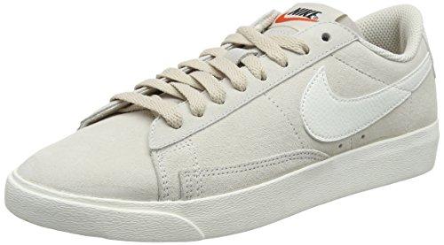 Nike Blazer Low, Zapatillas para Mujer, Beige, 41 EU