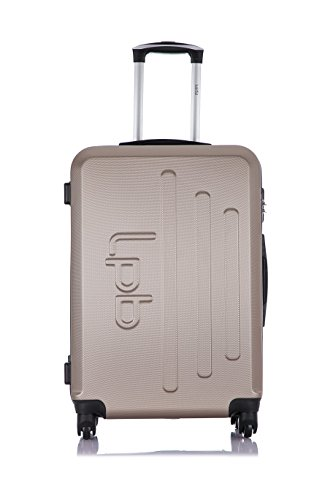 LES PETITES BOMBES Angel Valise Weekend, 65 L, Champagne