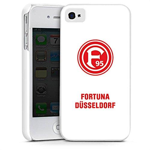 Apple iPhone 7 Hülle Premium Case Cover Fortuna Düsseldorf Fanartikel Bundesliga Premium Case glänzend