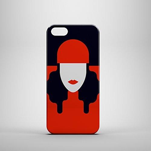 Fresh Cases Superhelden Elektra iPhone 5s Fall
