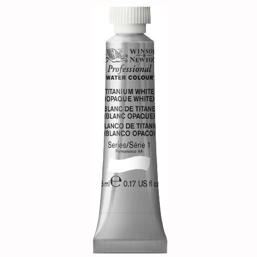 Winsor & Newton 102644 Professional Watercolours (feinste Künslter Aquarellfarbe - 5ml Tube...