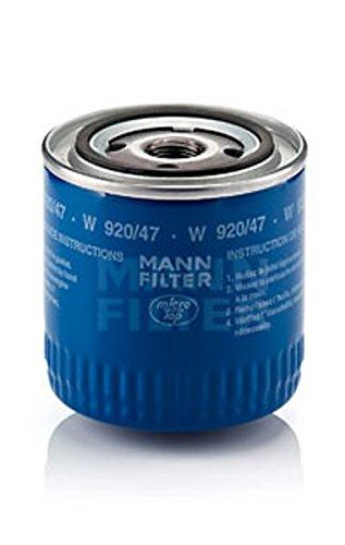Mann Filter W92047 Ölfilter