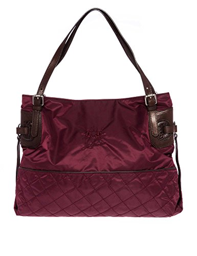 LA MARTINA Donne Borsetta bordeaux one size