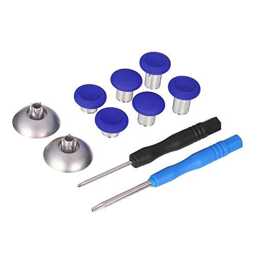 3,5 mm magnetische Ersatz Thumbsticks Tools für Xbox One Elite für PS4 Controller Blue-0