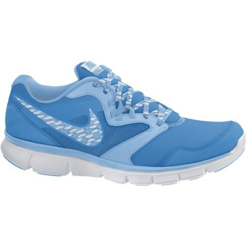 Nike W Flx Experience Rn 3 Msl Chaussure de Course à Pied Fille Azul / Blanco