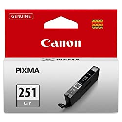 6514B001 CLI-251 Cyan Canon Consumer Printer Supply Ink