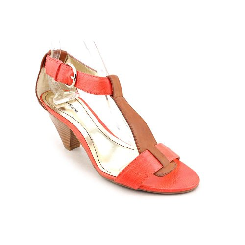 Style & Co Edith Donna US 7.5 Rosso Sandalo