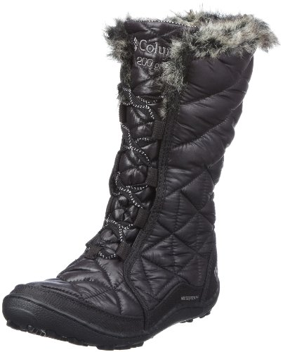 Columbia Minx Mid BL3825, Damen Snowboots, Schwarz (Black 010), EU 37 1/3 (UK 4.5) (US 6)