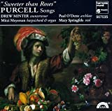 """Purcell : Songs """"Sweeter than roses"""""""