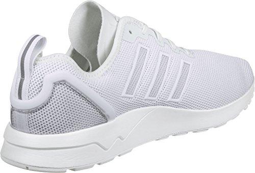 adidas Zx Flux Adv, Gymnastique homme Blanc