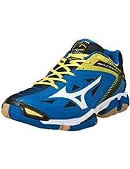 Mizuno–Wave Stealth 3, Chaussures de basketball femme