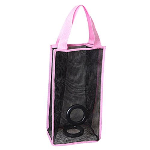 porte-sac-en-plastique-reutilisable-sacs-sac-poubelle-sac-eco-friendly-rose2pcs