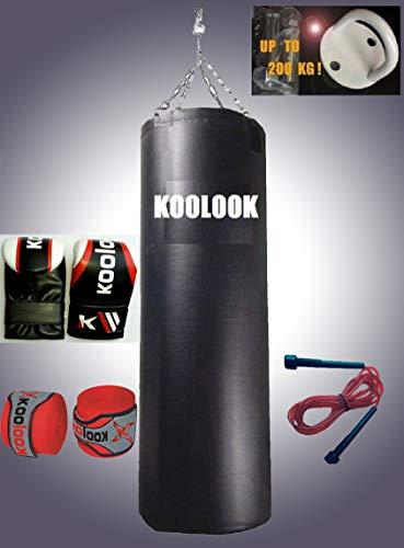 Zoom IMG-3 koolook sacco da boxe kit