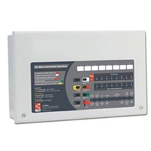 tc443b- Rufmelder C-TEC cfp704-24Vier Zone alarmsense Bi-Wire Fire Alarm Panel 2 Zone Fire Panel