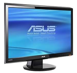 """Asus VH242H Ecran PC LCD 23,6"""" TFT 20000:1 5 ms HDMI / DVI-D / VGA Haut-parleurs Noir"""