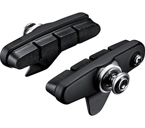 Shimano R55C4 Cartridge Bremsschuhe für BR-5800 schwarz 2016 Felgenbremsbelag