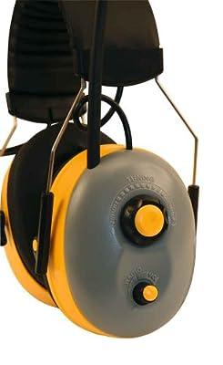 Kerbl 34725 Gehörschutz mit FM-Radio von Kerbl - Du und dein Garten