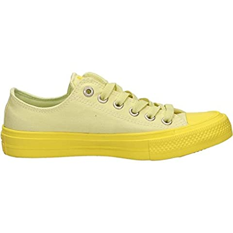 Converse , Baskets pour femme jaune jaune 38 - jaune - jaune, 43 EU