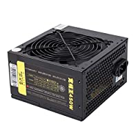 ‏‪450W Desktop Computer PC ATX Modular 12V SATA CPU Graphics Card Power Supply Source Low Noise‬‏